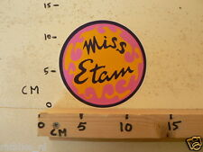 STICKER,DECAL MISS ETAM