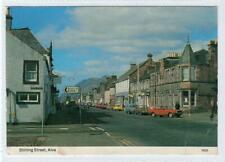 STIRLING STREET, ALVA: Clackmannanshire postcard (C54809)