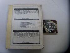 1989 OLDSMOBILE EIGHTY EIGHT ROYALE NINETY EIGHT REGENCY SERVICE SHOP MANUAL