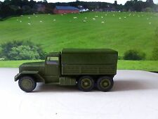 Corgi Toys 1118 International 6x6 Army Truck UK Edition with original box