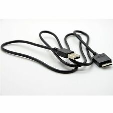 USB Charger Data Cable For Sony WALKMAN NWZ-S545 NWZ-S603 NWZ-S605 NWZ-S615F
