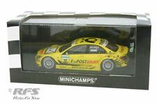 Mercedes-Benz C-Class David Coulthard DTM 2011 Deutsche Post 1:43 Minichamps NEU