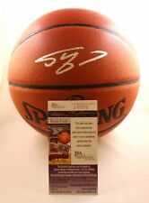 Los Angeles Lakers Shaquille ONeal Signed Basketball JSA Authenticated COA