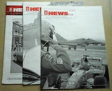 Ferrari Club of America USA 2004 News Bulletins no book brochure depliant press