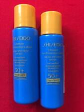 2x SHISEIDO Ultimate Sun Protection Lotion Wetforce SPF50+ .23oz/7mL Each NEW!