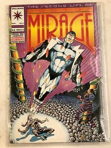 The Second Life of Doctor Mirage #1 - Valiant Comics - NEW
