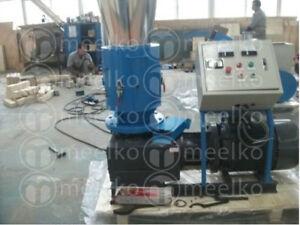 Klein Industrie- Pellet Fräsen Roller Rotierend Pto 500 kg / H Presse Fabrik