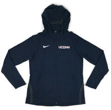 New Nike UConn Huskies Hyperelite Basketball Full Zip Jacket Hoodie Women's M