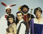 The Love Boat Captain and crew dress up for Halloween party 16x20 Canvas Giclee