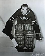 Frank McCool - Maple Leafs, 8x10 B&W Photo