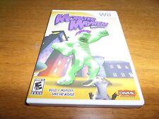 Monster Mayhem: Build and Battle (Nintendo Wii, 2009)