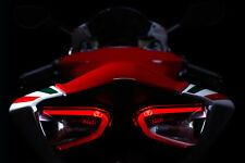 DUCATI 1199 S PANIGALE TRICOLORE MOTORCYCLE ART LARGE POSTER 30 X 20 PHOTOGRAPHY