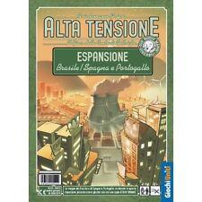 ALTA TENSIONE : BRASILE / SPAGNA E PORTOGALLO Espansione Mappa Gioco da Tavolo