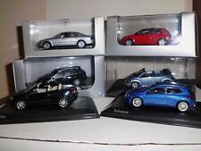 VW-Sammlung/Konvolut; M 1:43 (Phaeton/Scirocco/Golf Limo-Variant/Eos/Beetle)