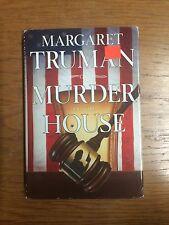 Murder in the House by Margaret Truman 1997 HC DJ G 1st Edition Novel