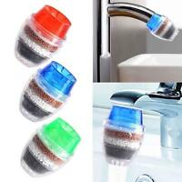 Home Household Kitchen Mini Faucet Tap Filter Water Clean Purifier Cartridge GJ