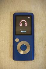 Coby MP610-4G (4GB) Digital Media MP3 Player Blue. Works great.