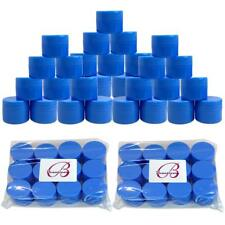 36 Pieces 7G/7ML Blue Thick Cosmetic Sample Container Jars with Lid BPA Free
