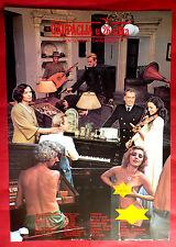 OKUPACIJA U 26 SLIKA 1978 WW2 LORDAN ZAFRANOVIC FRANO LASIC EXYU MOVIE POSTER #1