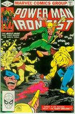 POWER MAN AND IRON FIST # 85 (Keith Pollard) (États-Unis, 1982)