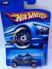 HOT WHEELS  SAND STINGER   1:64 (SCALE)  NEW