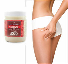 HRISTINA Cosmetics Anti Cellulite Firming Cream With Black Pepper & Chilli 200ml