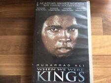 When We Were Kings (VHS/SUR, 2003)