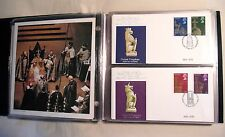 25Th Ann. Of Queen Elizabeth Ii Coronation ~ 32 First Day Covers ~ 1978