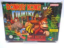 Nintendo SNES Spiel - Donkey Kong Country 1 (mit OVP)(PAL) 11414094