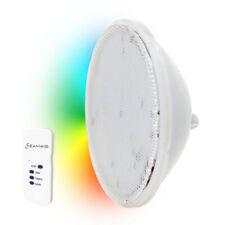 Seamaid 502839 Lampe piscine RGB PAR56 standard, 90 LED avec télécommande