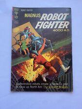 MAGNUS ROBOT FIGHTER #12 Gold Key Comics 1965