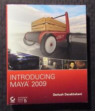 INTRODUCING AUTODESK MAYA 2009 by Dariush Derakhshani FVF 7.0 NO DVD
