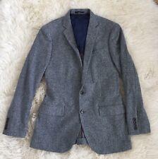 Jcrew Ludlow Blazer In Herrington English Tweed Grey 36R New