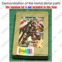 CJ Metal Details up Parts Set For MG 1/100 Zaku II 2 ver Char 2.0 Gundam Model
