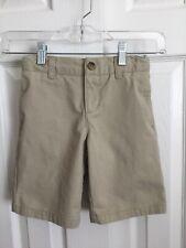 French Toast Boys Khaki Uniform Shorts Size 5