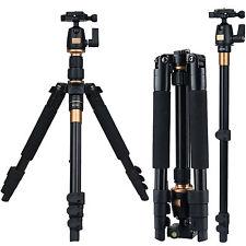 Pro Camera Camcorder Tripod Stand for Canon Nikon Sony Fuji Olympus Q555