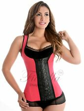 294fe42dea Sports Latex Vest Waist Trainer Cincher Chaleco Fajas Colombianas Reductoras
