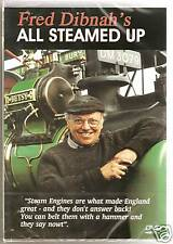 FRED DIBNAH'S ALL STEAMED UP DVD