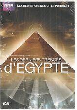 """DVD """"LES DERNIERS TRESORS D'EGYPTE"""" - Harley Lilley  NEUF SOUS BLISTER"""