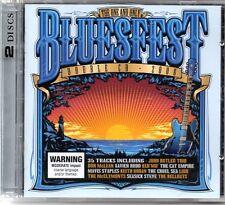BLUESFEST 2008 - 2CD SET VARIOUS ARTISTS VGC 35 TRACKS