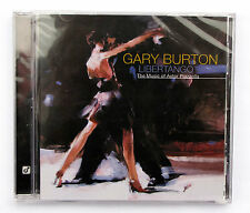Gary Burton , Libertango , The Music of Astor Piazzola ( CD_U.S.A. )