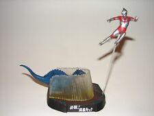 Ultraman Jack vs King Saurus III Figure from Ultraman Diorama Set! Godzilla