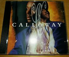 CALLOWAY   ---   LETS GET SMOOTH    ---   RARE INDIE R&B SOUL CD ALBUM
