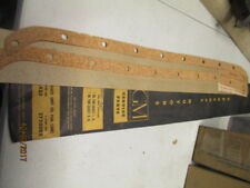 NOS CHEVROLET 1958,1959,1960,1961 PASSENGER WITH 348 ENGINE OIL PAN SIDE GASKETS