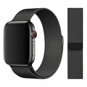 Armband Apple Watch Milanaise Edelstahl Serie 2 3 4 5 6 SE 38 40 42 44 Milanese