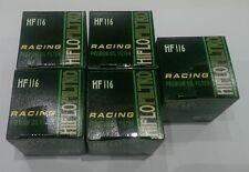 Husqvarna TE310 / TE310R (2011 to 2014) HifloFiltro Oil Filter (HF116) 5 Pack
