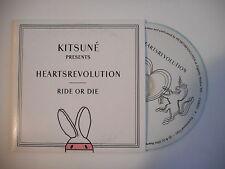 KITSUNE presents HEARTSREVOLUTION : RIDE OR DIE [ CD ALBUM PROMO PORT GRATUIT ]