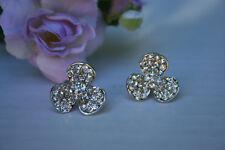 Womens Earrings, Wedding Jewelry, Earring on the clip, Gift