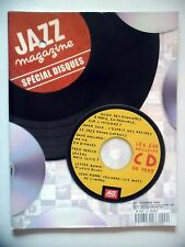 JAZZ MAGAZINE #499 Omar Sosa,Dave Holland,Fred Hersch,Lester Bowie,J-P.Tailhade