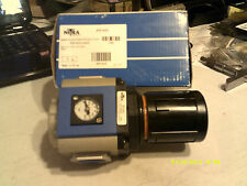 "Nitra AR-443 Regulator 1/2"" NPT 130PSI Gauge Bracket New In Original Box"